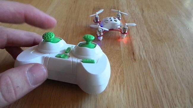Простой пульт управления дроном