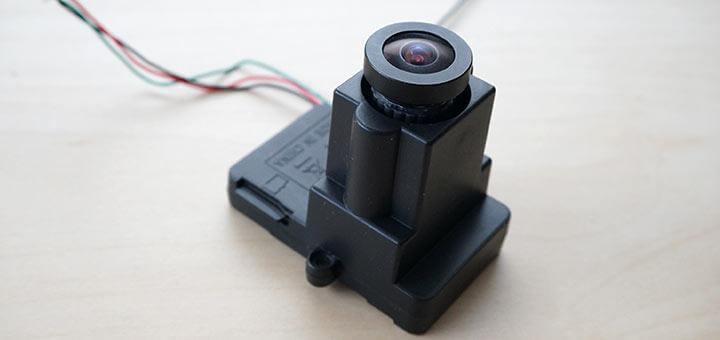 Панорамная видеокамера