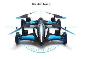 Что такое Headless mode у квадрокоптера
