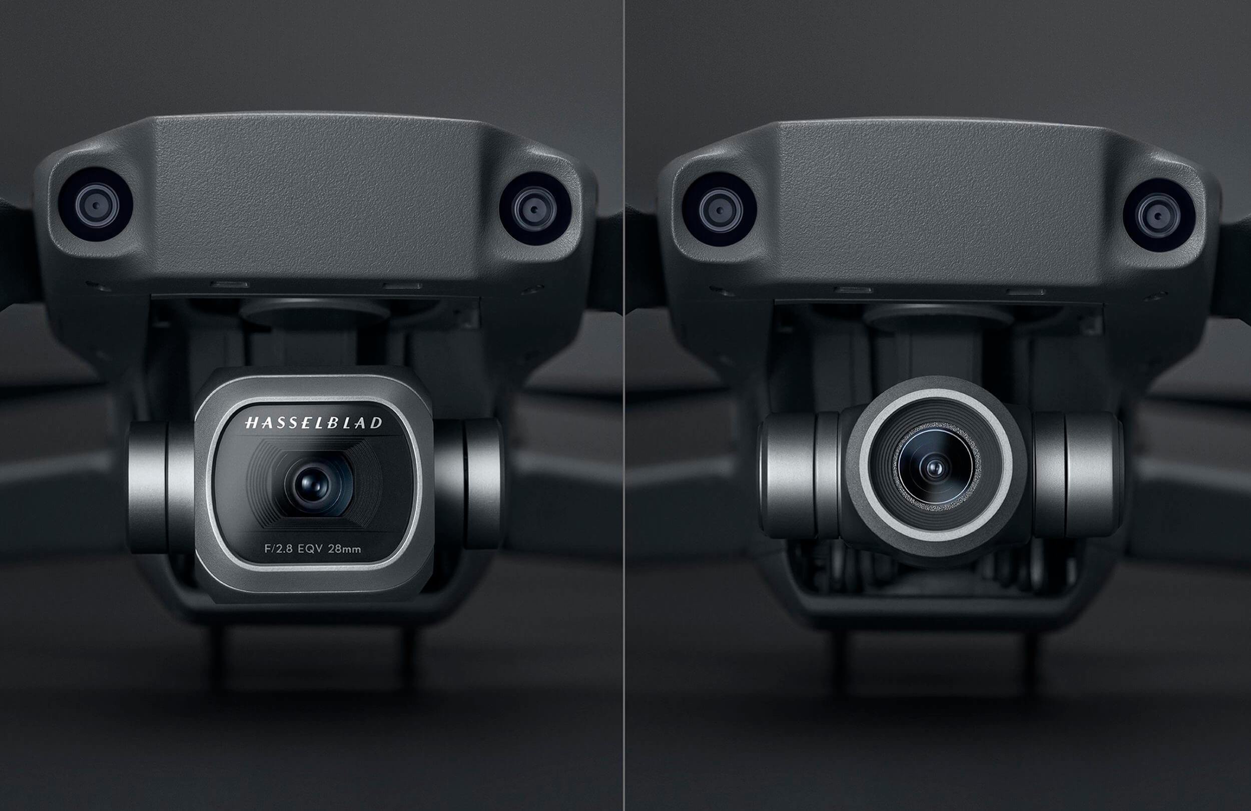 Разные камеры