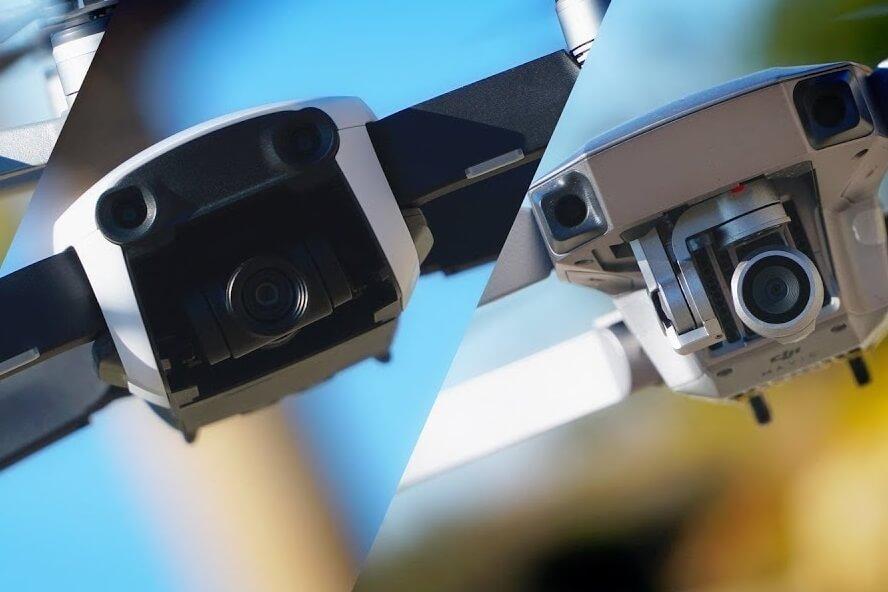 Камеры дронов