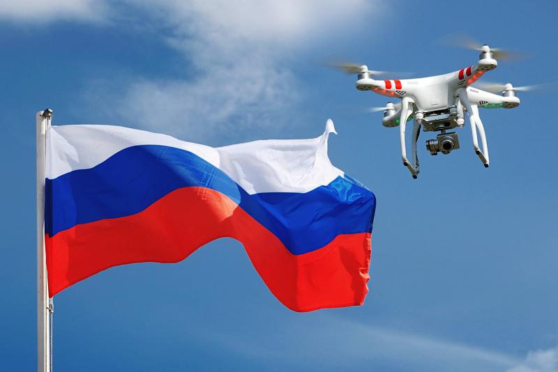 Закон о квадрокоптерах в Российской Федерации