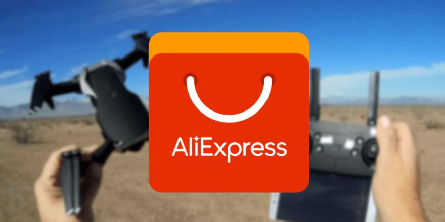 Лучшие квадрокоптеры с Алиэкспресс 2020 года